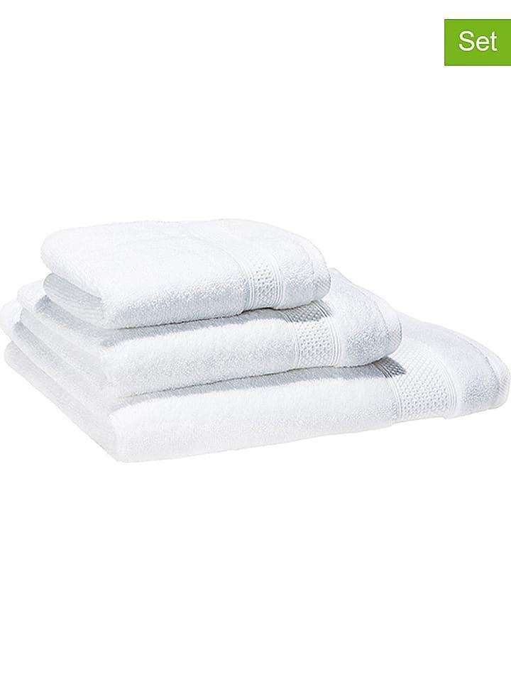 """Villeroy & Boch Ręczniki (2 szt.) """"Pure"""" w kolorze białym do rąk"""