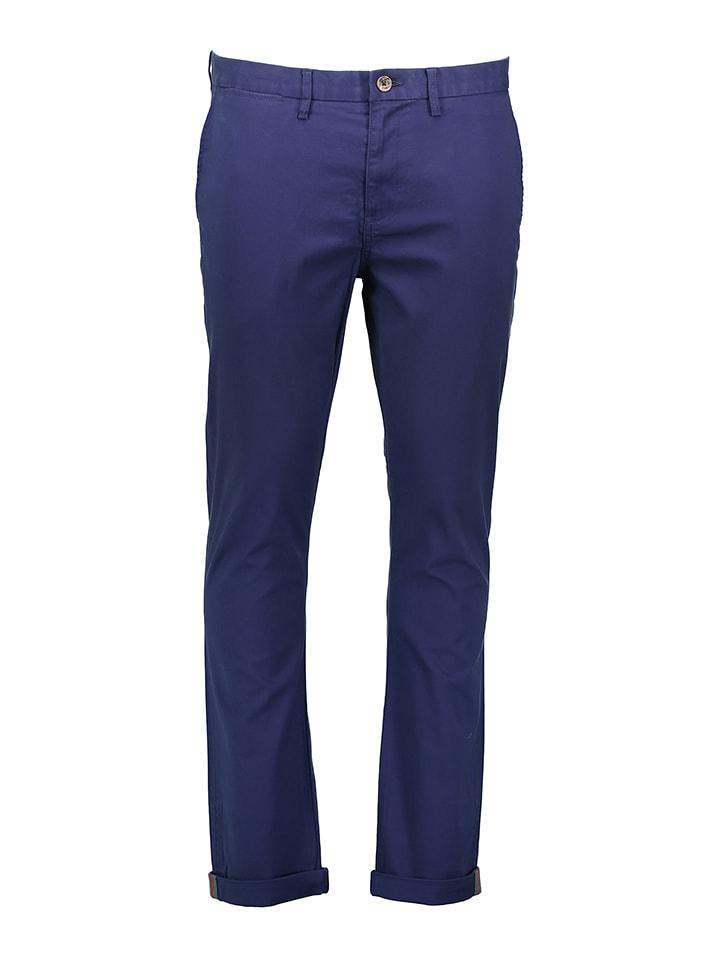 Ben Sherman Chino - Skinny Fit - in Blau