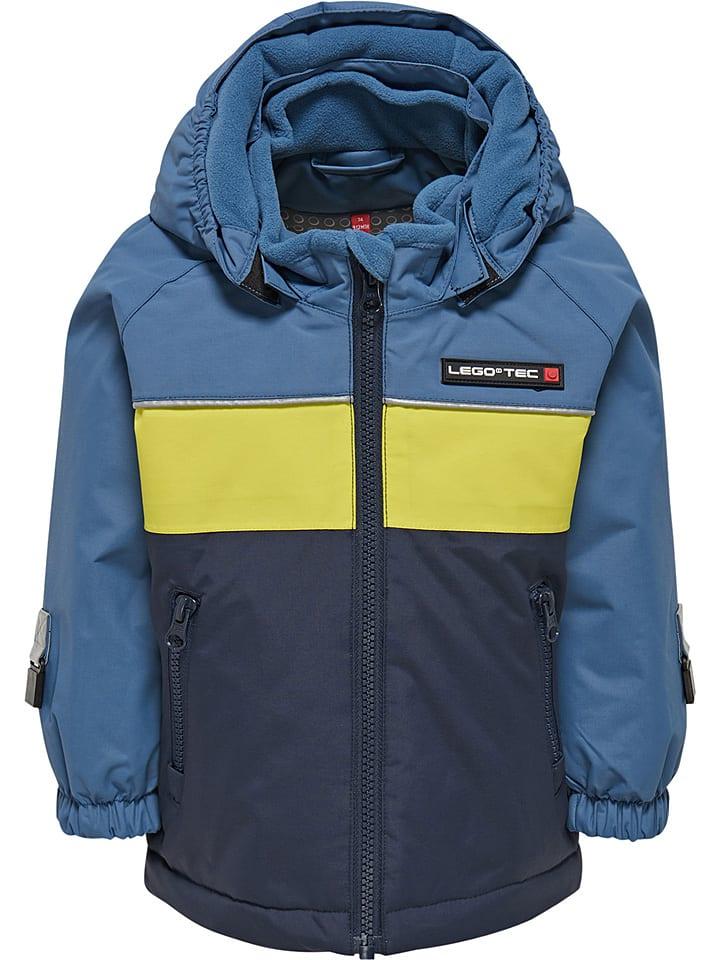 "Legowear Winterjas ""Jaxon 778"" blauw"