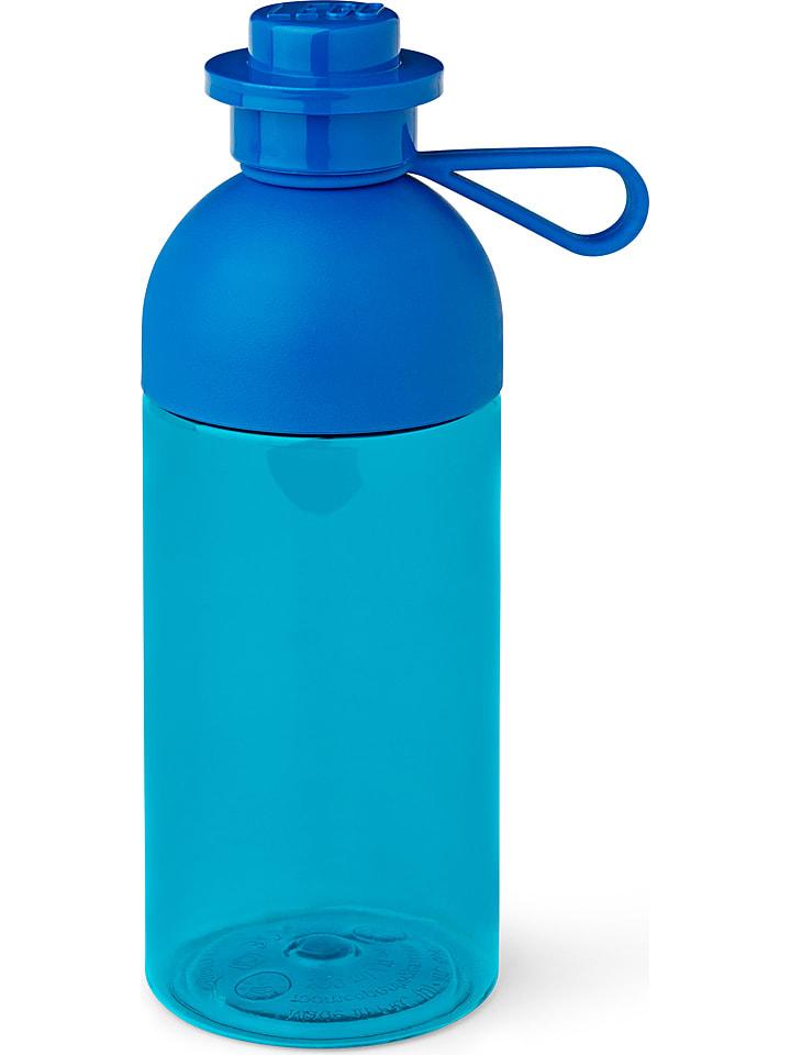 """LEGO Bidon """"Hydration"""" w kolorze niebieskim - 500 ml"""