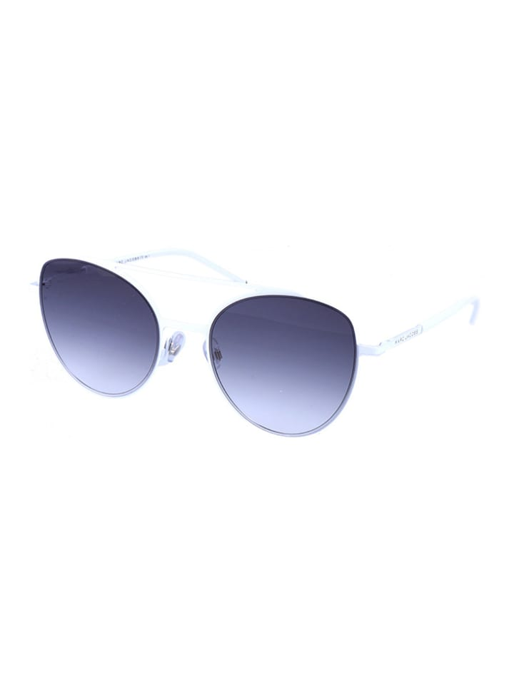 e4c6263650 Marc Jacobs - Lunettes de soleil - unisexe - blanc/gris | Outlet limango