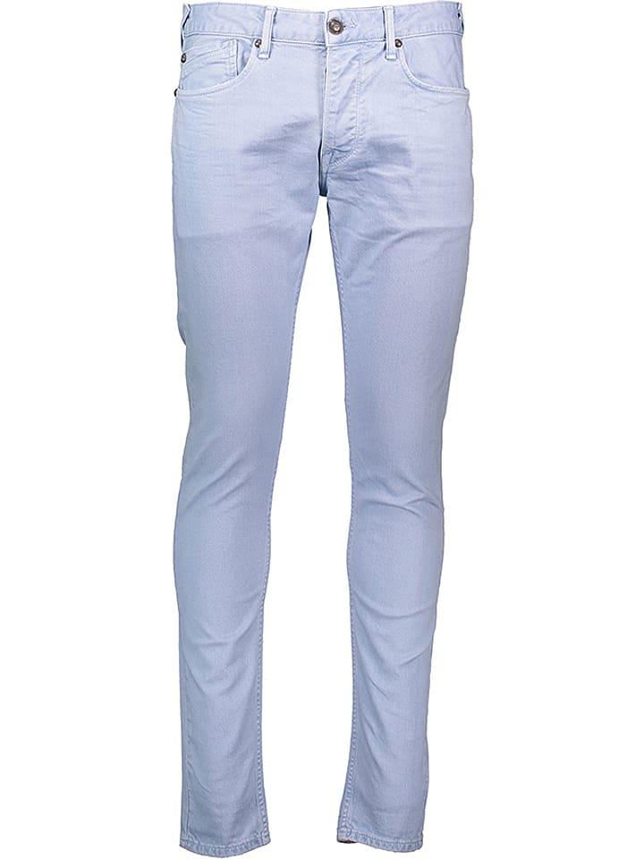 """Pepe Jeans Dżinsy """"Dixon"""" - Slim fit - w kolorze błękitnym"""