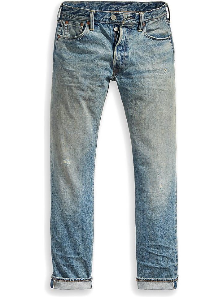 "Levi´s Jean ""501"" - regular fit - bleu clair"