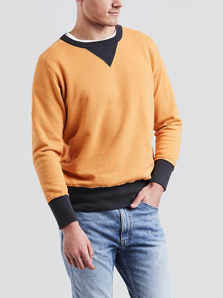 """Levi´s Bluza """"Bay Meadows"""" w kolorze pomarańczowym"""