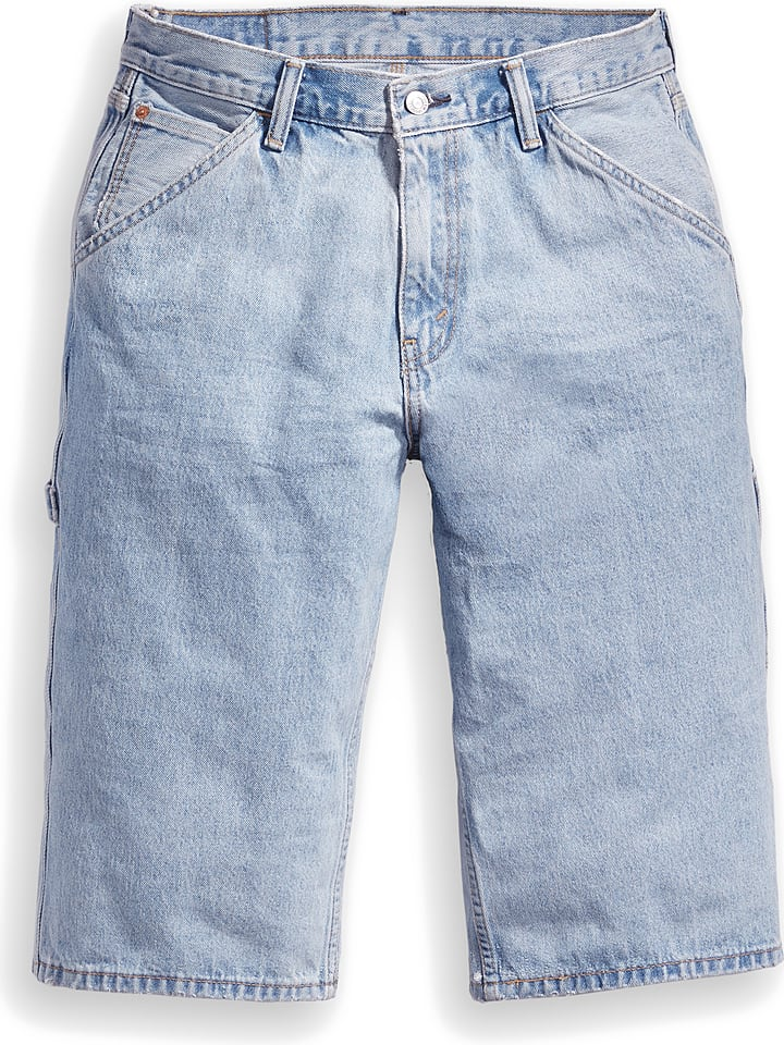 "Levi´s Short en jean ""Silvertab"" - loose fit - bleu clair"