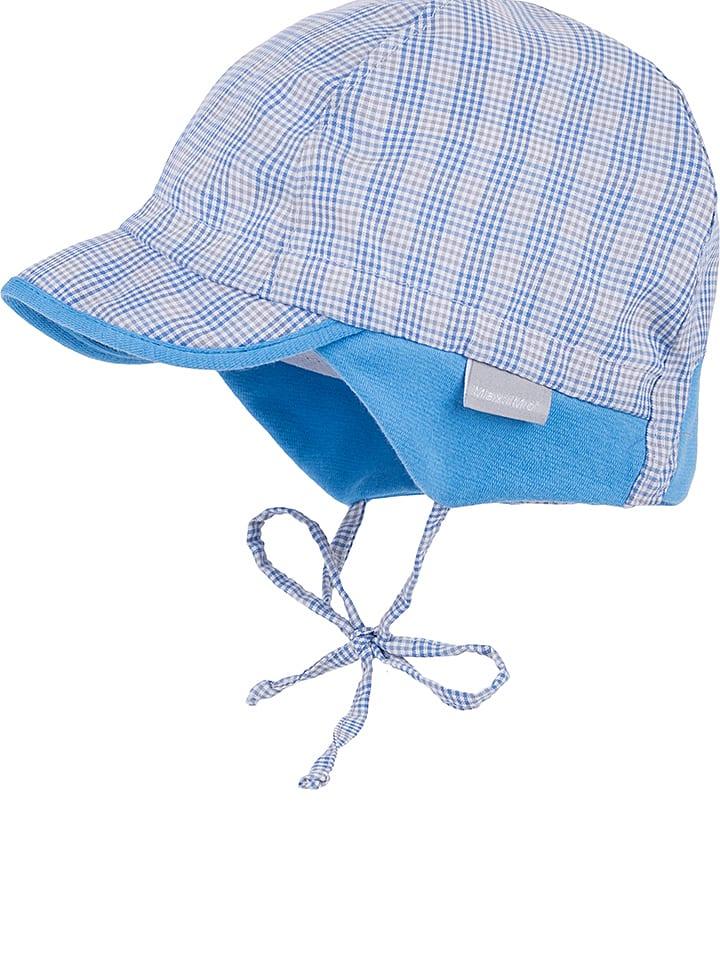 MaxiMo - Schildmütze in Blau  20c6fc2890a