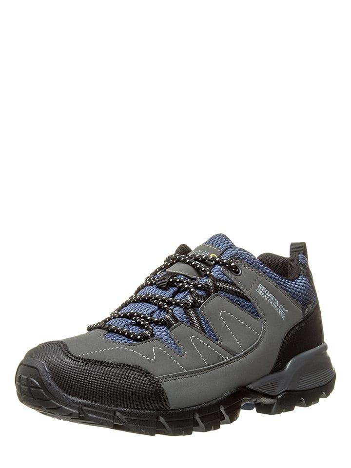 """Regatta Chaussures de randonnée """"Holcombe"""" - gris/bleu"""