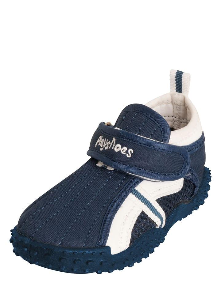 Playshoes Buty kąpielowe w kolorze granatowym