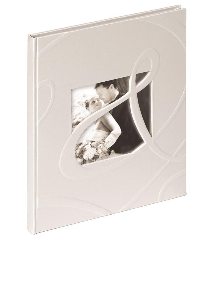 "Walther design Livre d'or ""Ti amo"" - blanc - 23 x 25 cm"