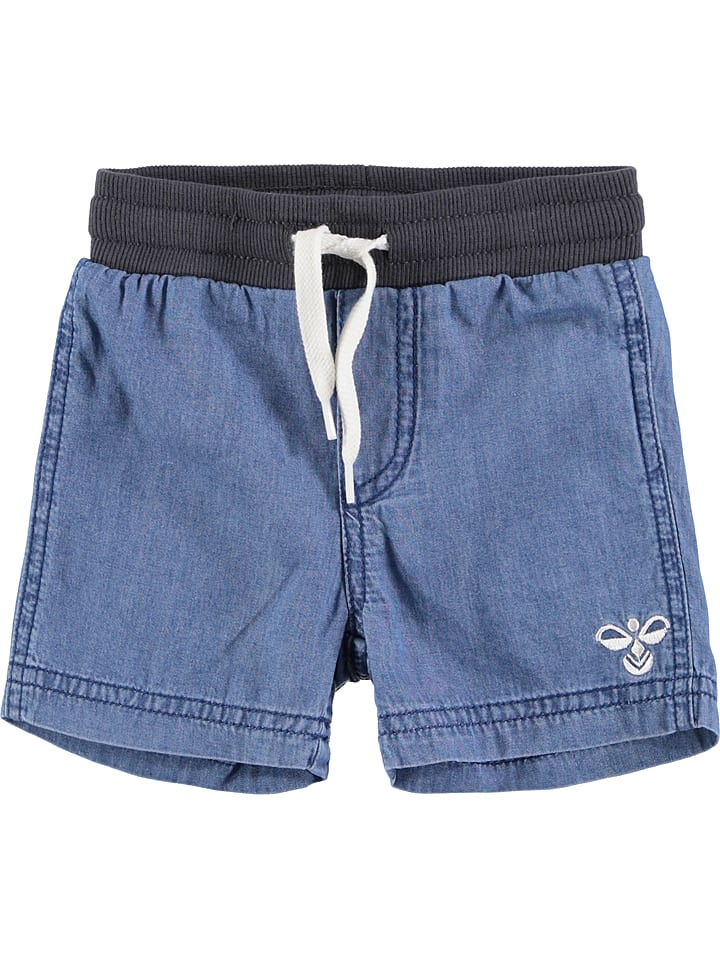 "Hummel Shorts ""Jaco"" in Blau"