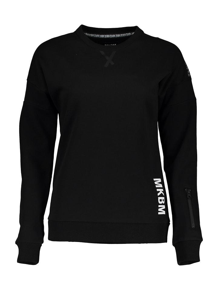 MKBM Bluza w kolorze czarnym
