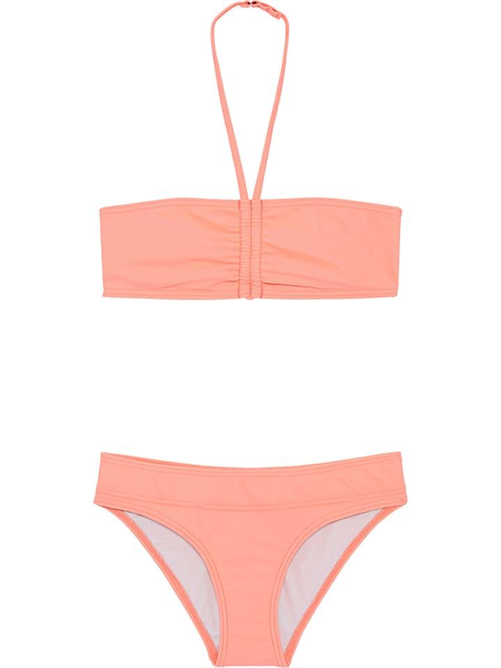 Chiemsee Bikini ´´Ebony´´ in Apricot - 51% | Größe 176 | Kinder bademode