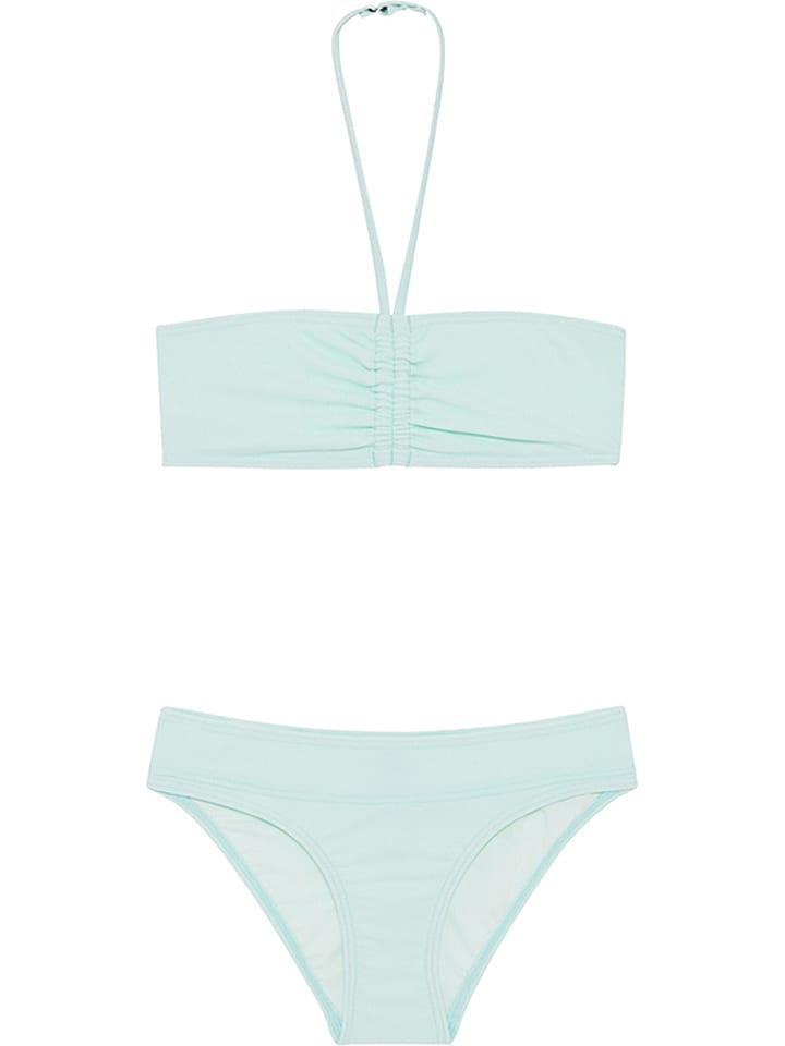 Chiemsee Bikini ´´Ebony´´ in Hellblau - 57% | Größe 176 | Kinder bademode
