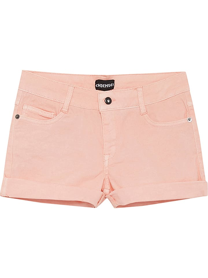 """Chiemsee Shorts """"Summer Beach"""" in Apricot"""