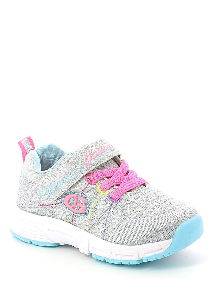 Grünland Junior Sneakers grijs/meerkleurig