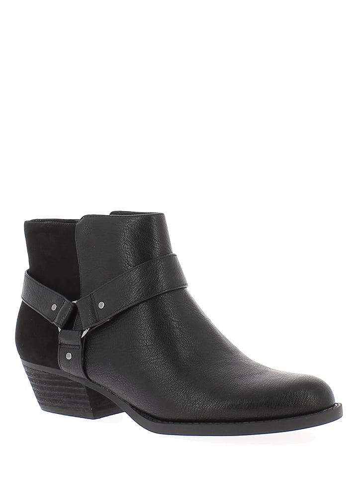 Nine West Enkelboots zwart