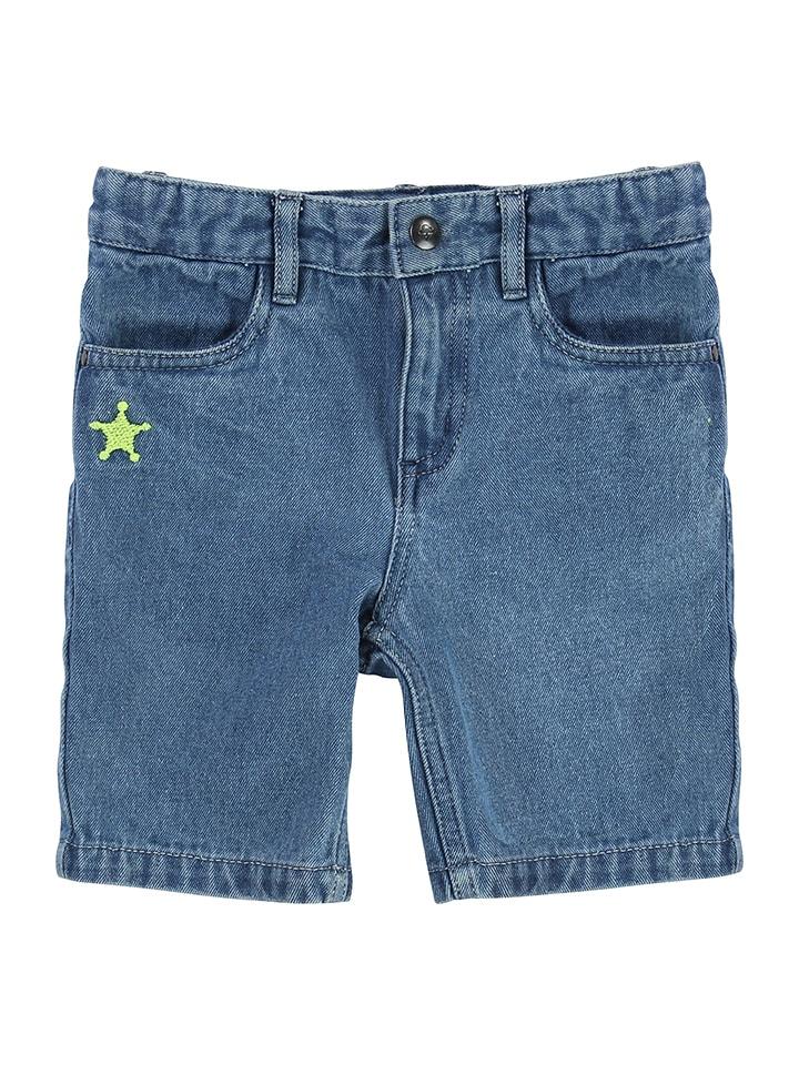 BILLYBANDIT Jeans-Bermudas in Blau