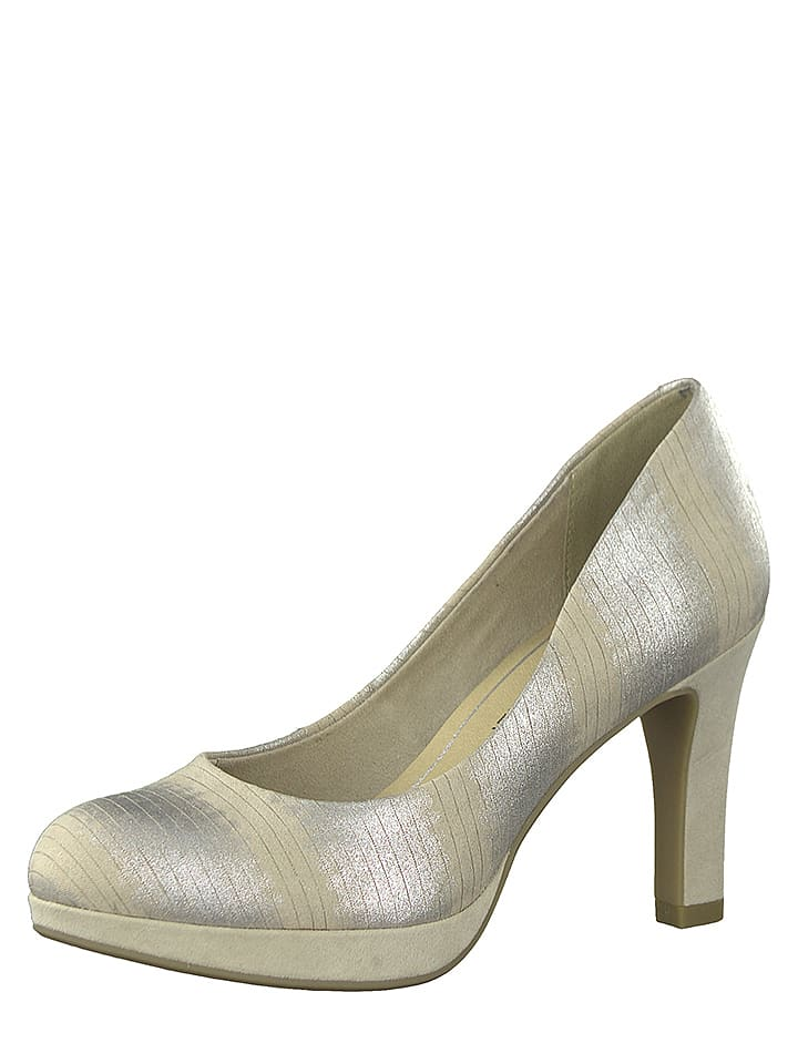 Marco Tozzi Pumps in Gold