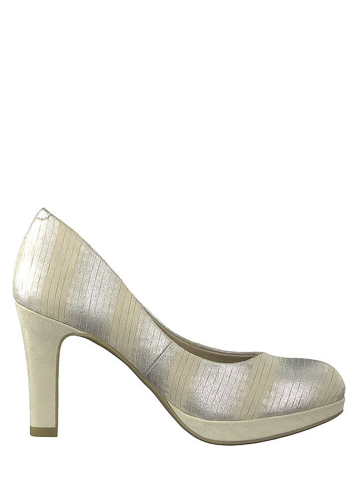 9668509e37ed Marco Tozzi - Pumps in Gold   limango Outlet