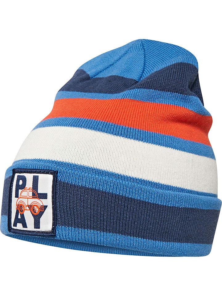 """Legowear Czapka """"Aldo 631"""" w kolorze niebieskim"""