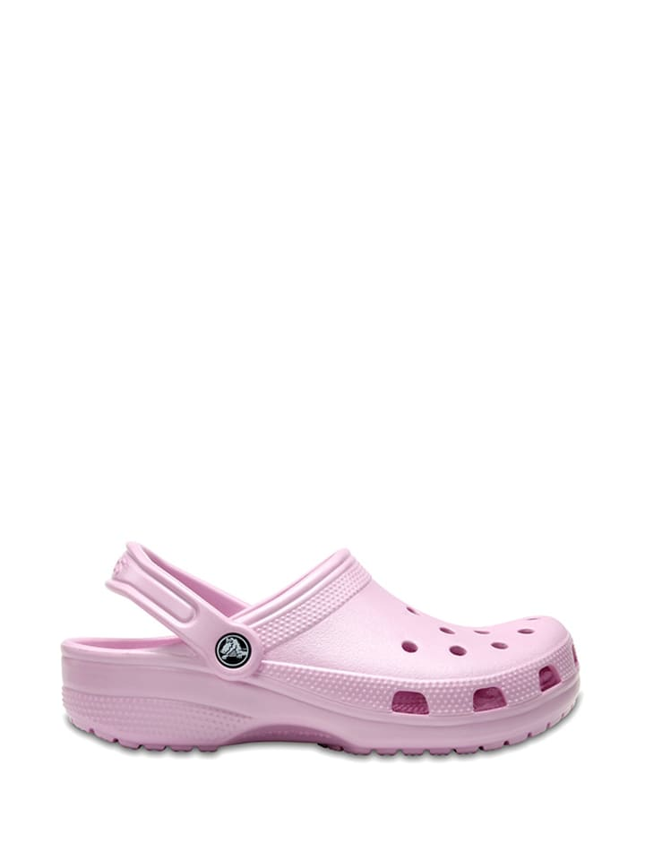 "Crocs Clogs ""Classic"" in Rosa"