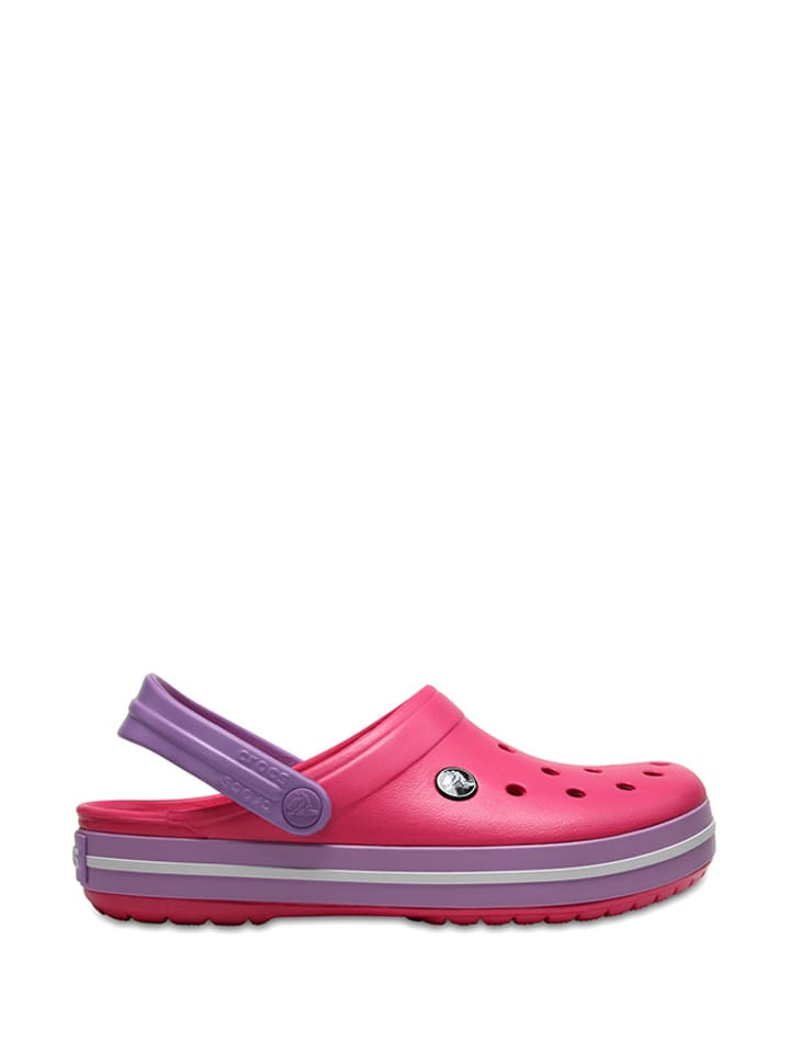 "Crocs Clogs ""Crocband"" in Pink"