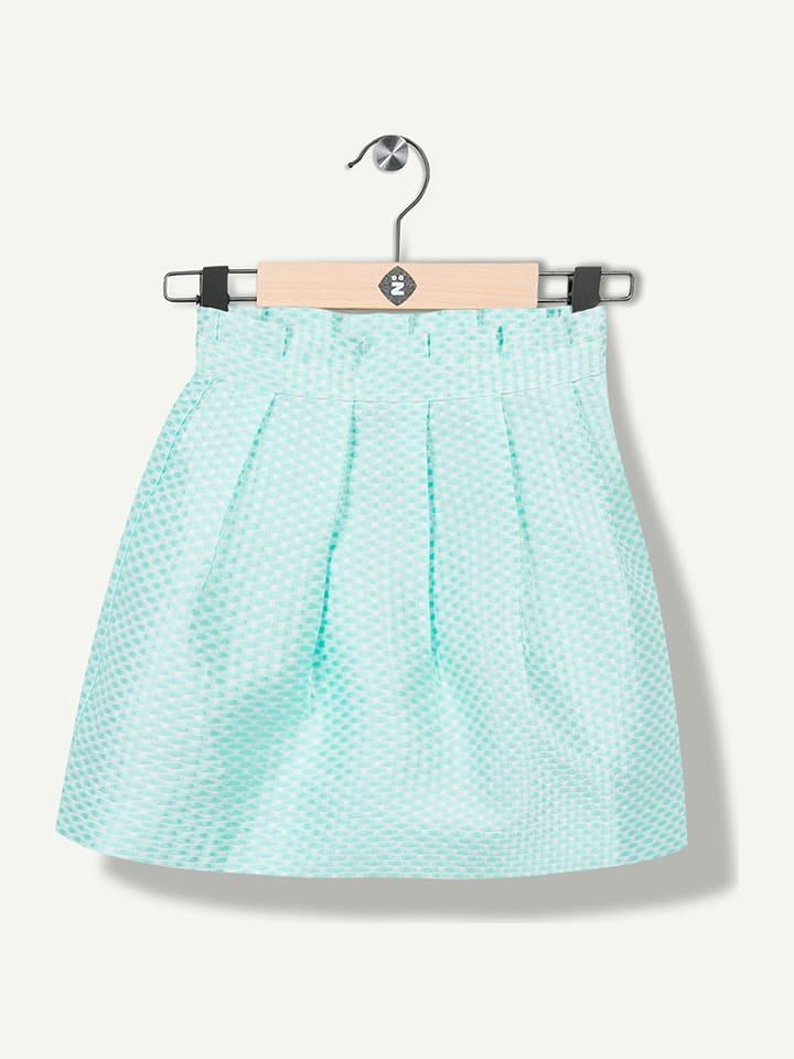 LISA ROSE Jupe - turquoise