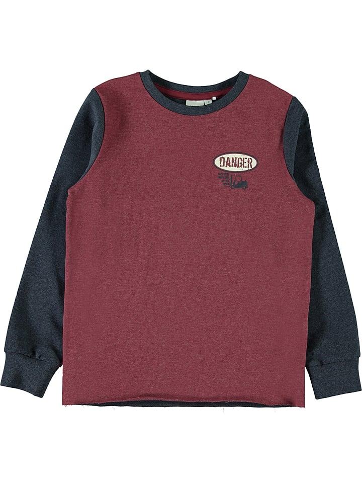 """Name it Bluza """"Valexo"""" w kolorze czerwonym"""