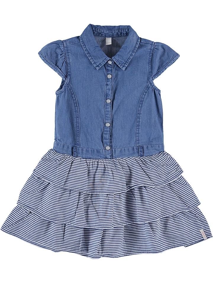 esprit jurk blauw