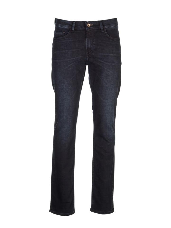 "Otto Kern Jeans ""John"" - Straight fit - in Dunkelblau"