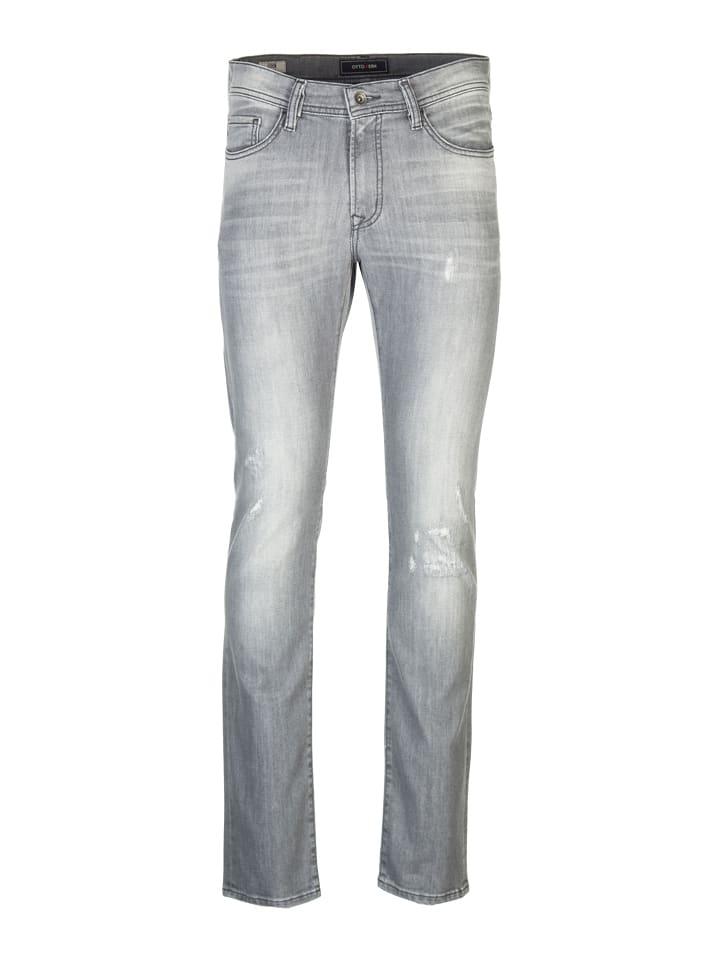 "Otto Kern Jeans ""John"" - Straight fit - in Grau"