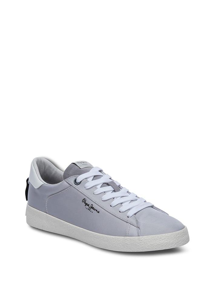 Pepe Jeans Tenisówki w kolorze szarym