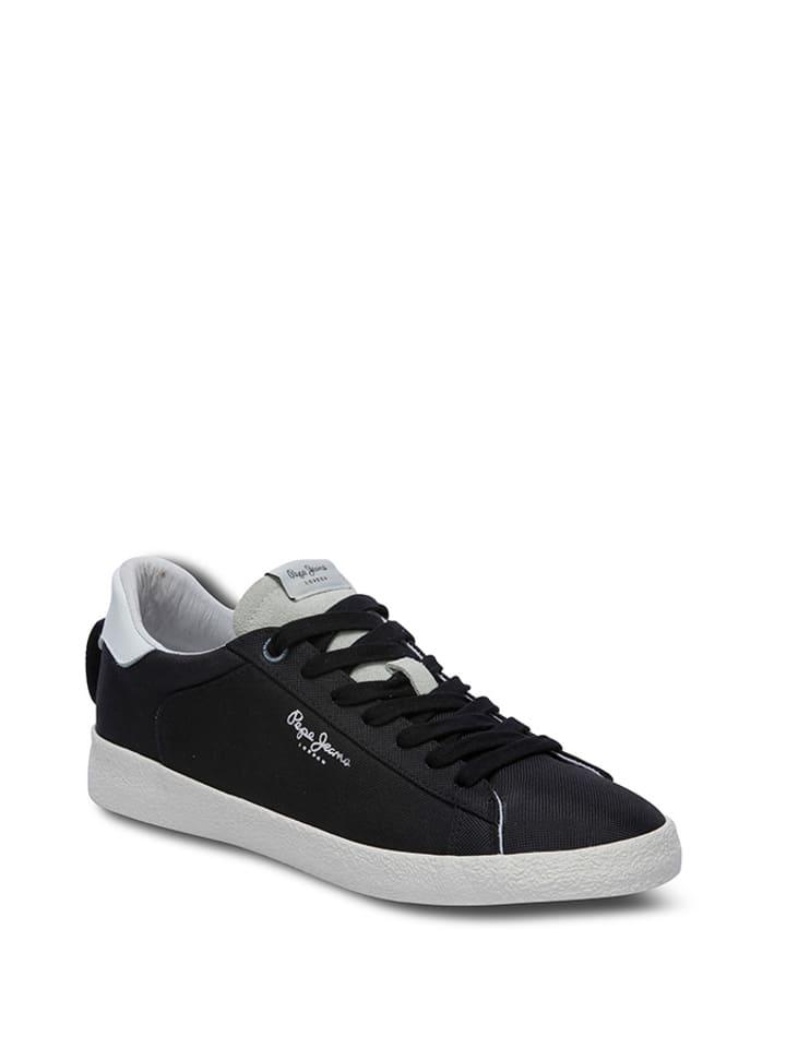 Pepe Jeans Tenisówki w kolorze czarnym