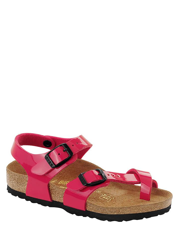 """Birkenstock Teenslippers """"Taormina"""" roze - wijdte S"""
