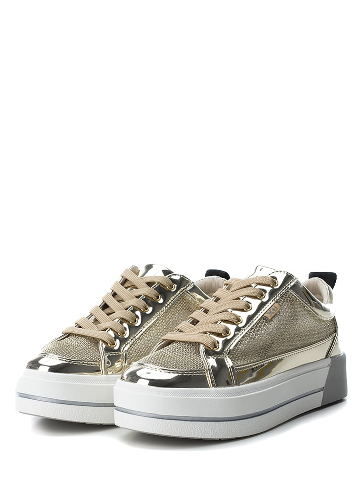 Xti Sneakers in Gold