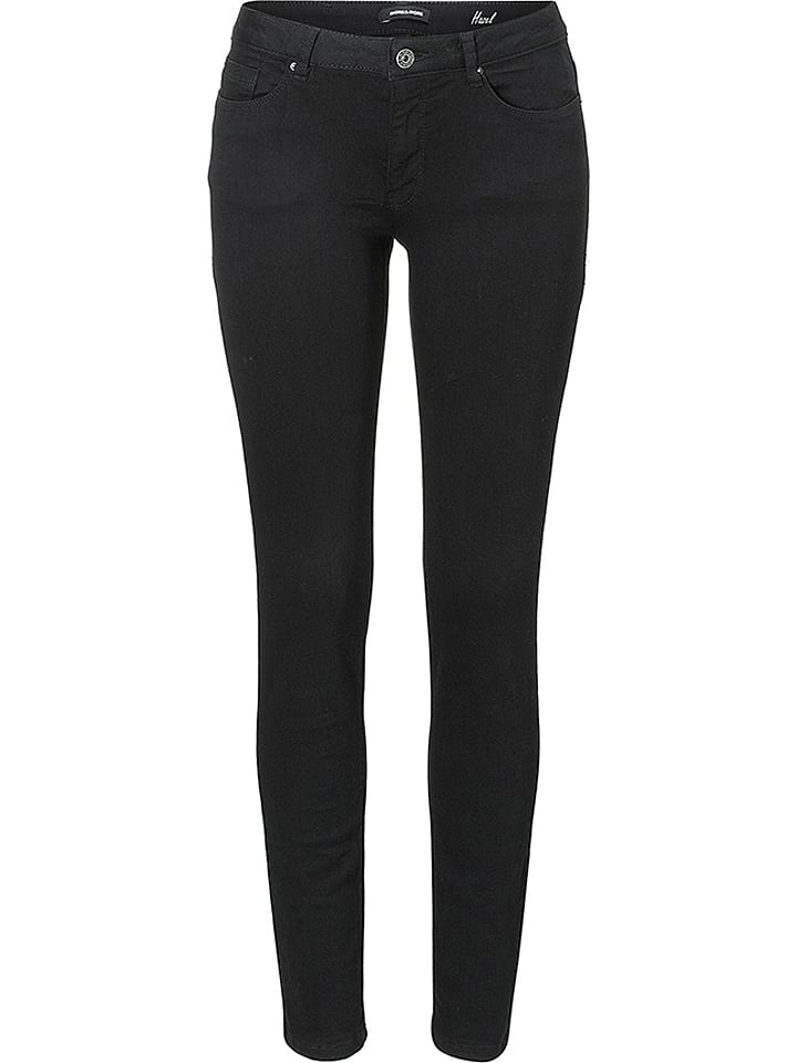 "More & More Jeans ""Hazel"" - Slim fit - in Schwarz"