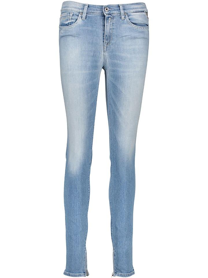 865d359d5da2e günstig Replay Jeans Joi - Skinny fit - in Hellblau - 68% | Größe W29