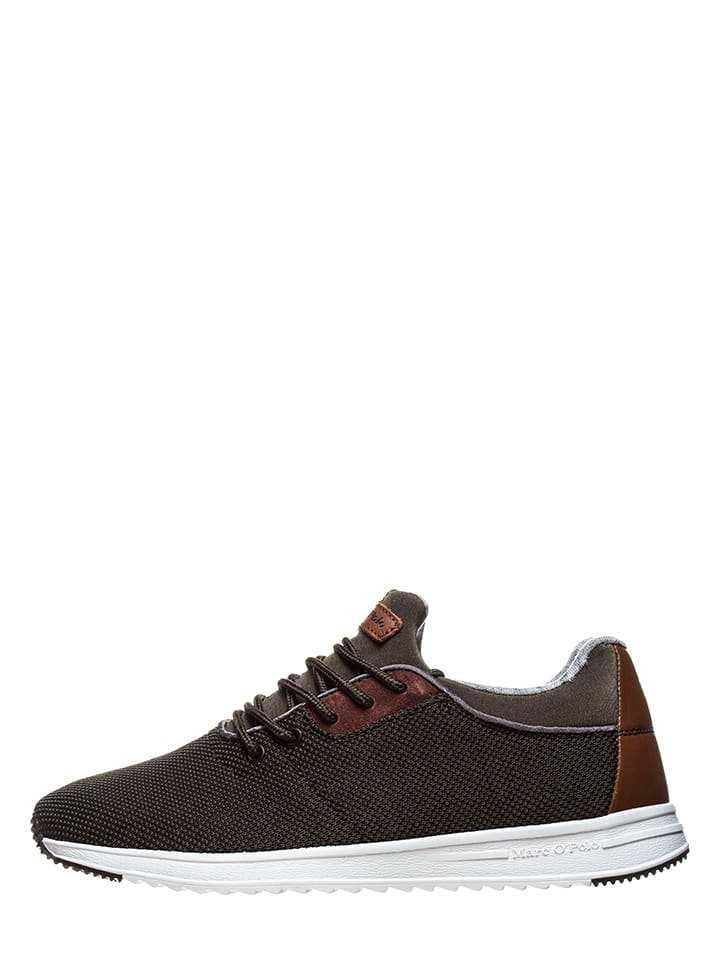 Marc O'Polo Shoes Sneakers olijfkleurig