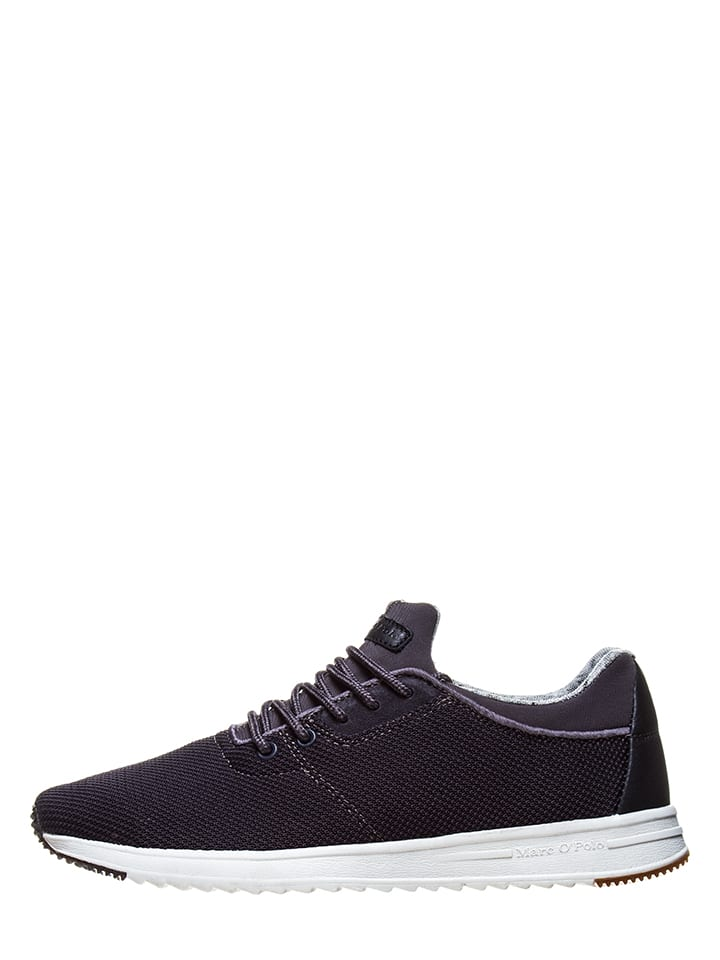 Marc O'Polo Shoes Sneakers donkergrijs