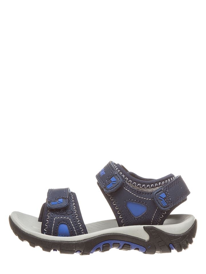 Richter Shoes Sandalen in Dunkelblau