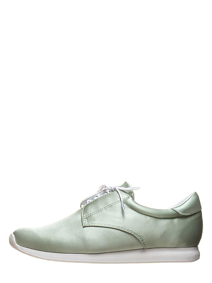 """Vagabond Sneakersy """"Kasai 2.0"""" w kolorze miętowym"""
