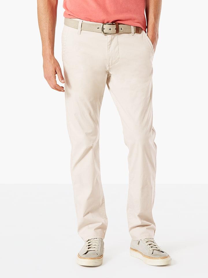 DOCKERS Pantalon - crème