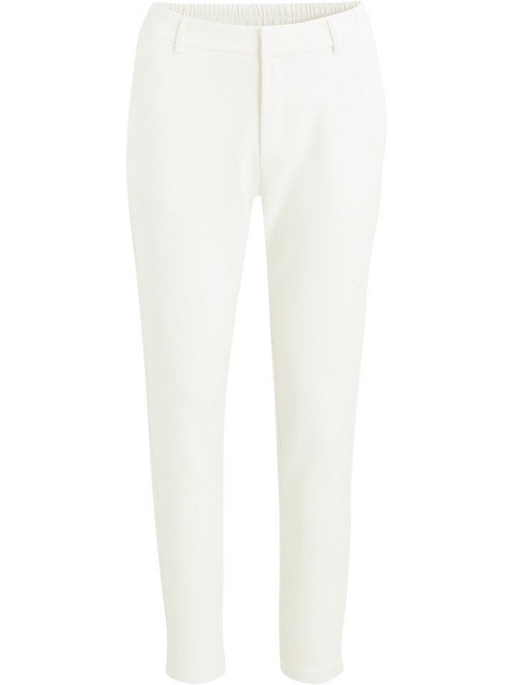 Object Spodnie w kolorze białym
