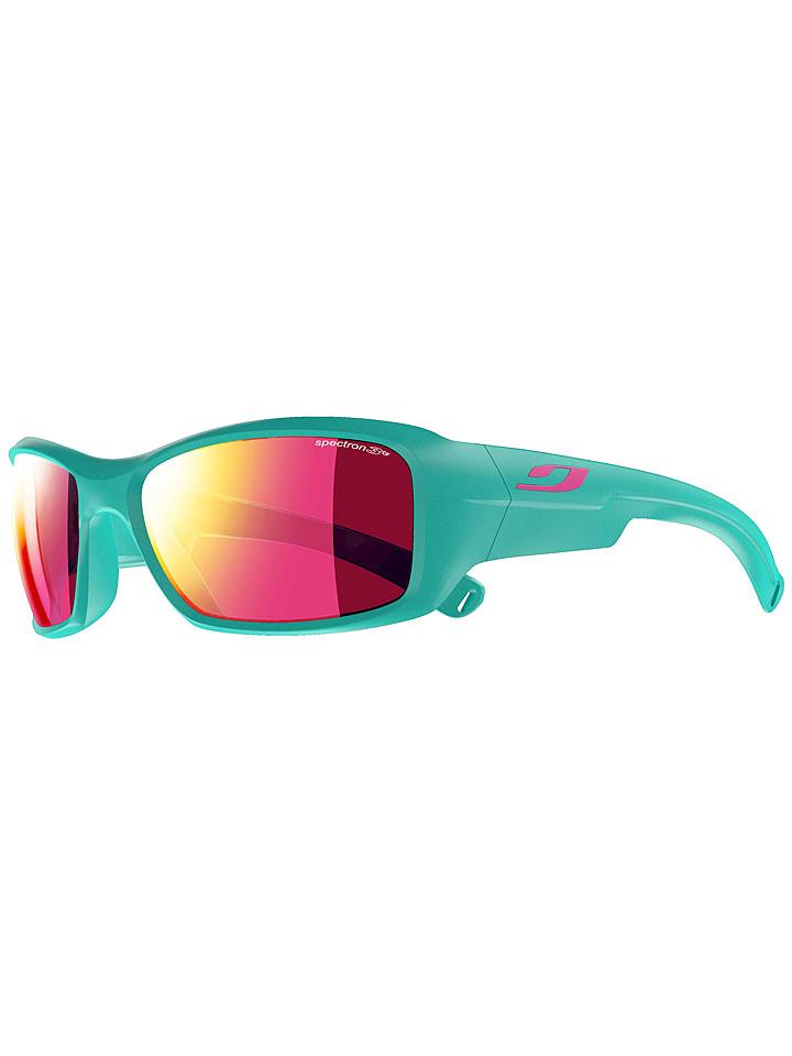 """Julbo Kinder-Sonnenbrille """"Rookie"""" in Türkis/ Gelb-Pink"""