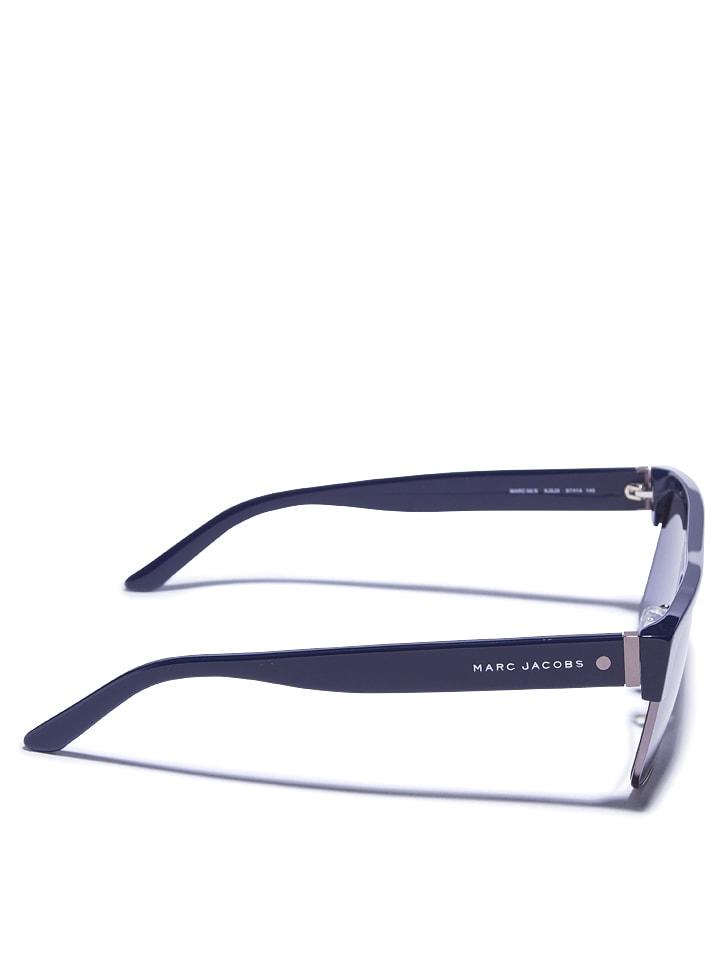 3ec23511af55a3 Marc Jacobs - Lunettes de soleil - homme - bleu foncé   Outlet limango
