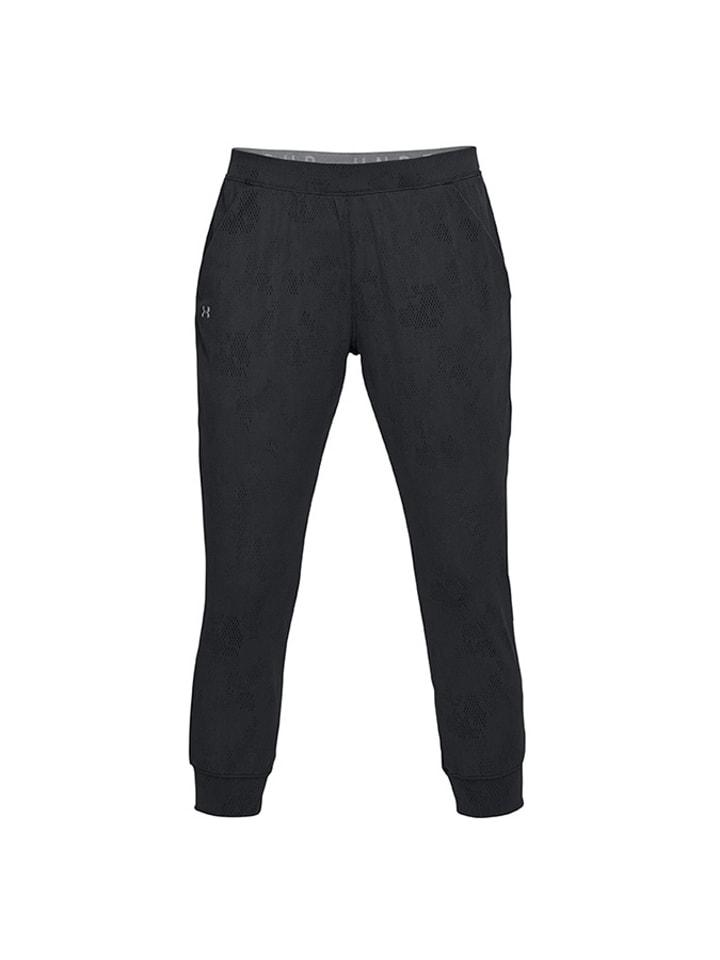 Under Armour Spodnie w kolorze czarnym
