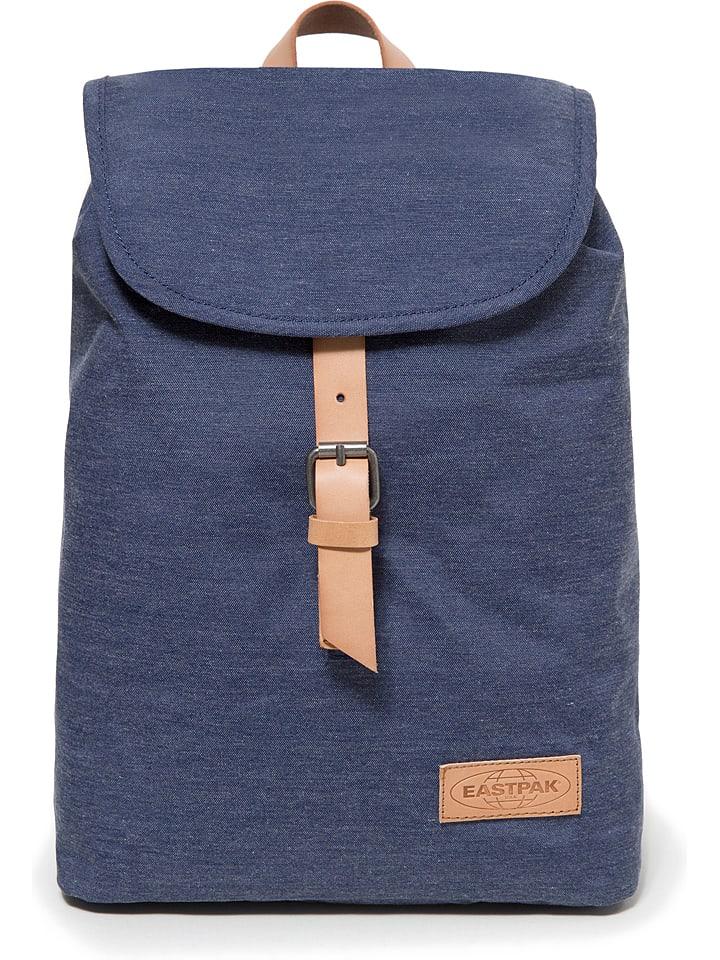 """Eastpak Plecak """"Krystal"""" w kolorze niebieskim - 25 x 34 x 13 cm"""