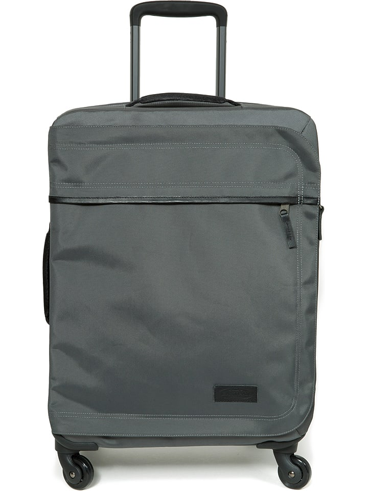 "Eastpak Softcase-Trolley ""Transpin S"" in Grau - (B)37 x (H)54 x (T)26 cm"
