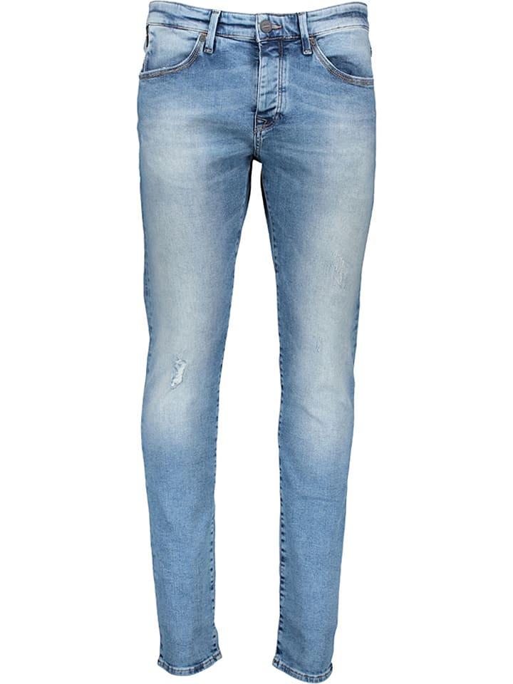 """Mavi Jeans Dżinsy """"Yves"""" - Slim Skinny Leg - w kolorze błękitnym"""
