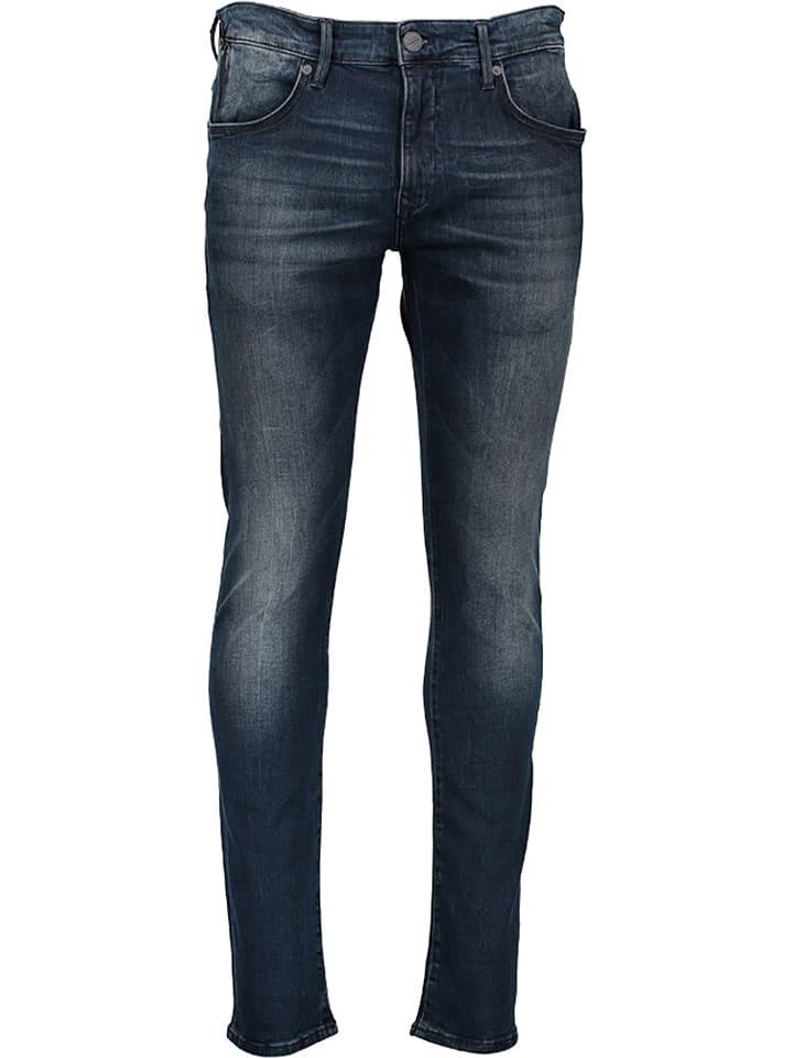 """Mavi Jeans Dżinsy """"James"""" - Super Skinny - w kolorze granatowym"""
